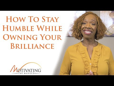 Lisa Nichols - How To Stay Humble While Owning Your Brilliance