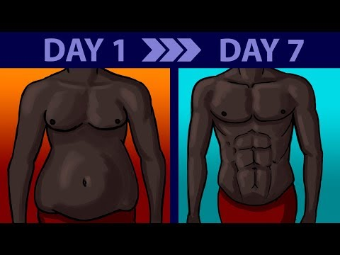 😀 💪 How To Lose Belly Fat FAST Without Diet & Exercise   How To Get Rid of Your Love Handles