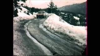 Rallye Monte Carlo 1971-1973 (super8 muet)