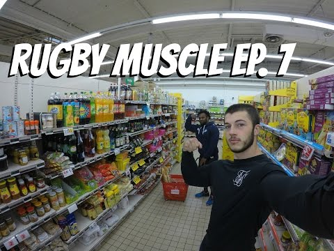 Rugby Muscle: Rugby Players Diet | Episode 7