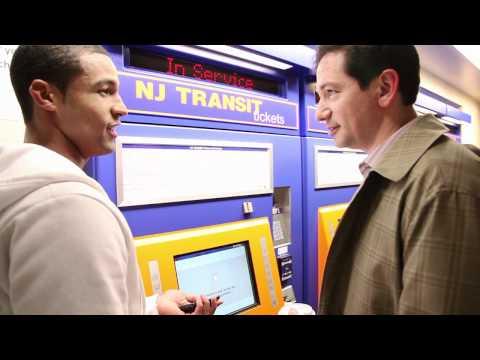NJ Transit & Google Wallet