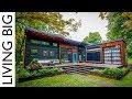 Musicians Incredible Modern Tiny House Mobile Music Studio