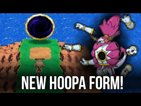 NEW HOOPA FORM LEAKED! - Pokémon Omega Ruby and Alpha Sapphire
