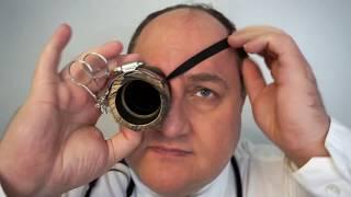Third Eye Sensitivity Test ASMR Medical Exam