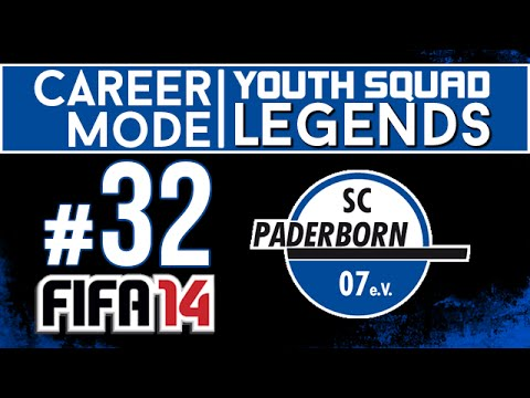 FIFA 14 Career Mode - Youth Squad Legends 3 Ep. 32