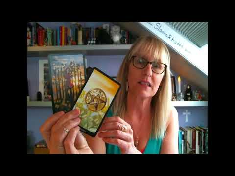 Gemini Love & Romance May, June, July 2018 Tarot Reading (Angel & Fairy) by Sloane Rhodes