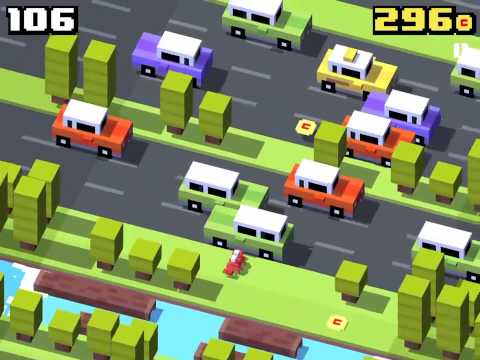 Crossy road the crab and the nessie