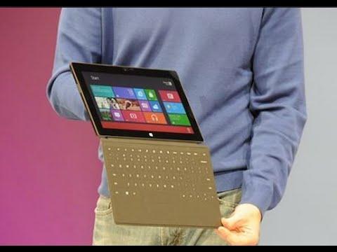 Microsoft Surface Password Reset - Forgot Windows 8 Password on Microsoft Surface Tablet