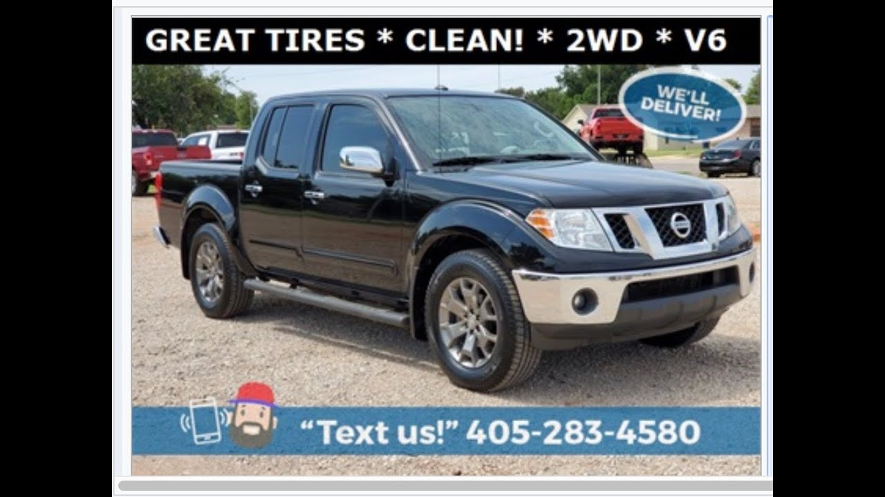 2014 Nissan Frontier SV Walkaround For Sale - Stock # 23832A