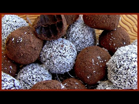 Baileys Irish Cream Dark Chocolate Truffles
