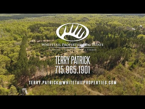 Turn-Key Property With Home, & Guest Quarters Near Amberg - Marinette Co WI 38.50 Acres