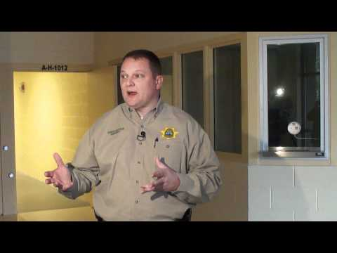 Carter County Jail Tour with Chris Mathes #1
