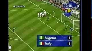 Italia-Nigeria USA94 Ottavi di Finale (05.07.1994)