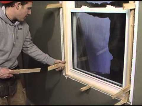 Brick to Brick Window Installation