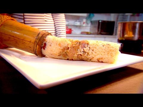 Dhe Ruchi I Ep 71 - Bamboo Mutton Biriyani Recipe I Mazhavil Manorama