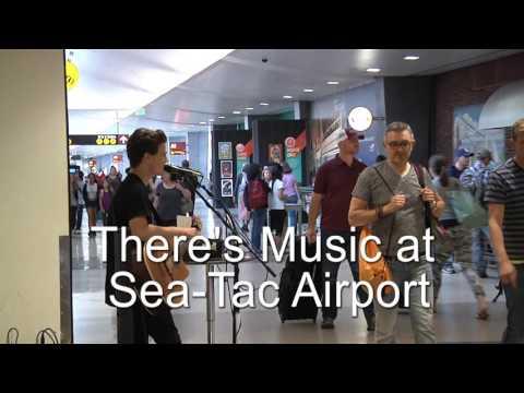 Music at Sea Tac Airport