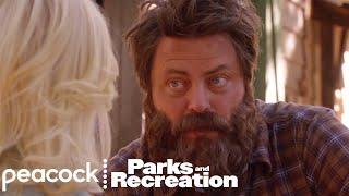 Ron's Secret Hiding Place - Parks and Recreation