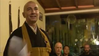 Rev. Densho Quintero Sensei - Palestra Na Casa Taikanji