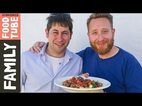 Simple Sausage Gnocchi | Amerigo Holthouse & Food Busker