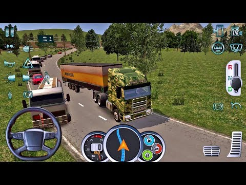 Xxx Mp4 Euro Truck Driver 2018 9 New Truck Game Android Gameplay Truckgames Androidgames 3gp Sex