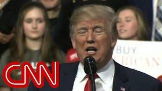 Trump unveils new slogan for 2020
