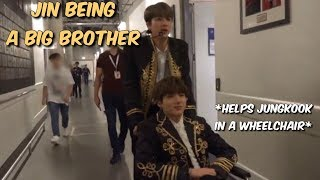 Download jin being a big brother for 6 minutes Video