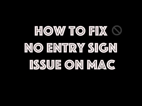 Live Troubleshooting No Entry Sign On MacBook Pro on Boot