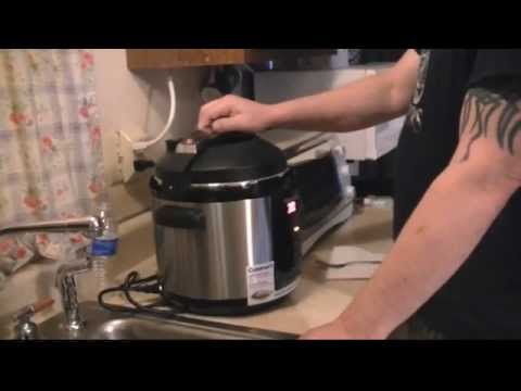 St. Patrick's Day  Pressure Cooker Corned Beef and Cabbage Cuisinart Electric