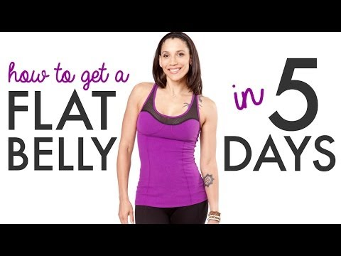 How to Eat for a Flat Belly in 5 Days - 5 Food Combining Tips - BEXLIFE