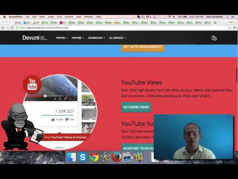 Why Use Devumi To Promote Your Twitter, YouTube and Pinterest
