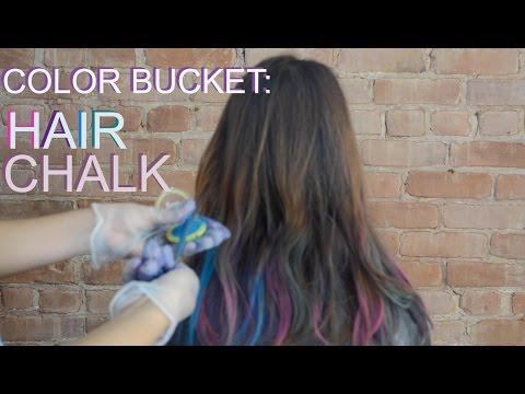 [Memebox TV] Tutorial: Color Bucket Hair Chalk
