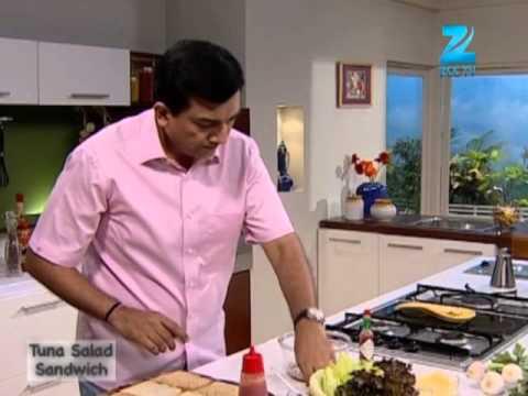 Khana Khazana Ramzan Special - Tuna Salad Sandwich