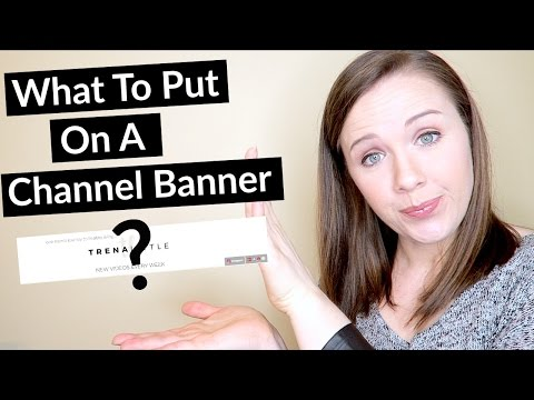 How To Make A Youtube Channel Banner