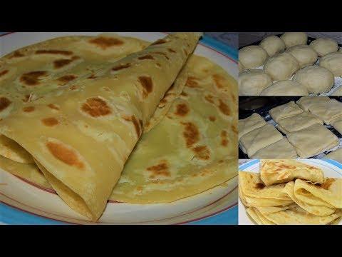 [Mauritian Cuisine] Soft Roti Recipe | Mauritian FlatBread | Indian Pharata
