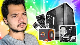 The only gaming PC that makes sense to build right now