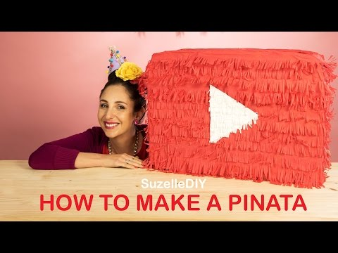 How to Make a Piñata