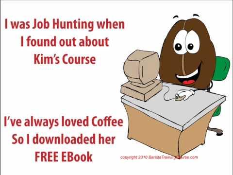 Barista Training Course Colin Coffee Bean