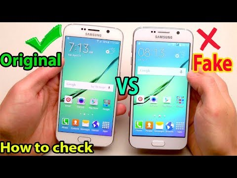 Fake vs Real Samsung Check By IMEI Numbers