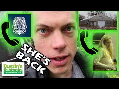 NEW GREENHOUSE SAGA: She Called The Cops