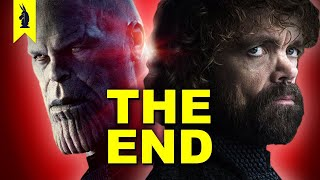 Why AVENGERS: ENDGAME Did What GAME OF THRONES Couldn't – Wisecrack Vlog