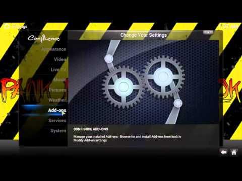 How to install cartoon HD on KODI XBMC