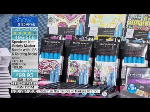 HSN   Card Making Tools & Supplies 10 05 2016   06 AM