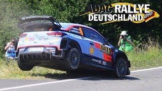 ADAC Rallye Germany 2018 - Saturday [HD]