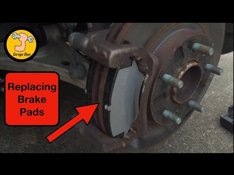How To Replace Brake Pads On Mazda Miata