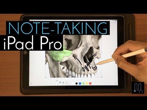 iPad Pro iOS 11 Note-Taking [Evernote vs OneNote vs Apple Notes]