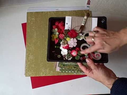 Make your Own Scrapbooking Kit