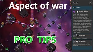 how to fight on Aspect of war node UNCOLLECTED  RETURN OF THE MICRO- REALM  chapter 3.2  mcoc