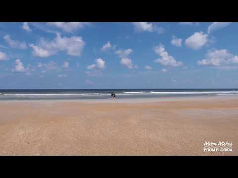 Warm Wishes from Florida: St. Augustine Beach