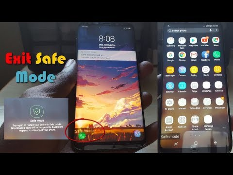 Stuck in Safe Mode on Android Fix-7 Solutions