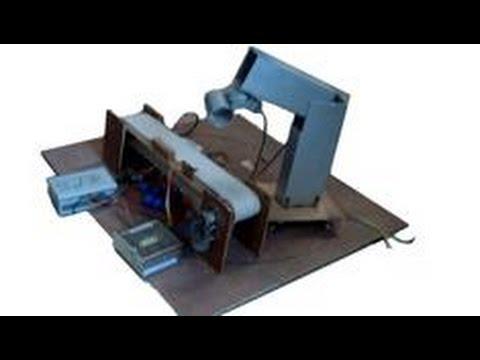 Robotic Arm Using PLC | PLC Based Pick Place Robot